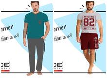 Huiskleding / Pyjama