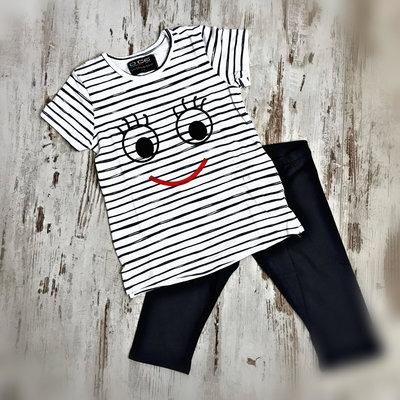 DICE Smile pyjama blauw
