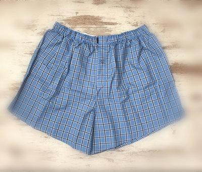 DICE Underwear geweven katoen Loose Fit boxer met gulp maat XXL